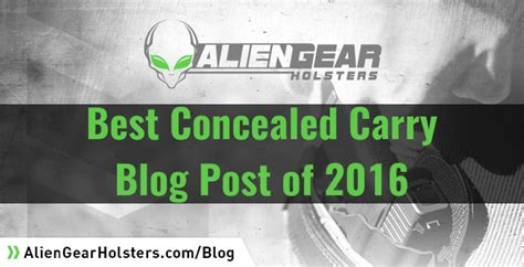 best ccw best concealed carry posts of 2016 gear