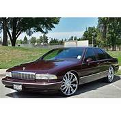 1993 Chevrolet Caprice For Sale  ClassicCarscom CC 577930