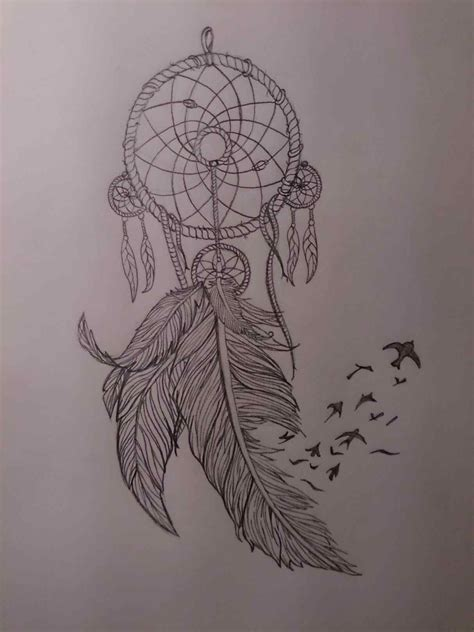 design dream birds ideas pinterest rose outline mine thigh tattoo drawings