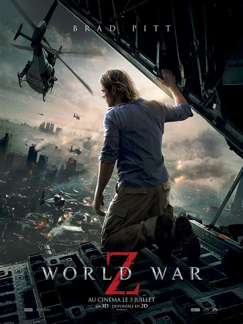 film bagus world war z world war z film 2013 allocin 233