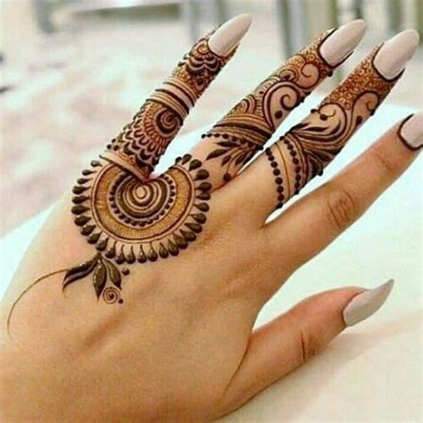 22 superlative mehndi designs for sheideas
