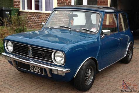 Clasic Mini Black K classic mini 1275gt clubman