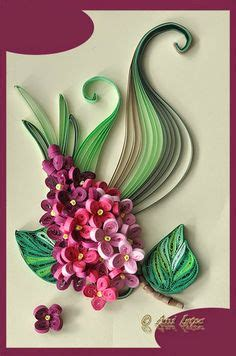 Origami Paper Quilling - 1000 images about quilling fleurs on
