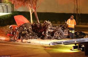 How To Report A Burnt Out Street Light Paul Walker Death Crash 100 In 45 Mph Zone Garrett On