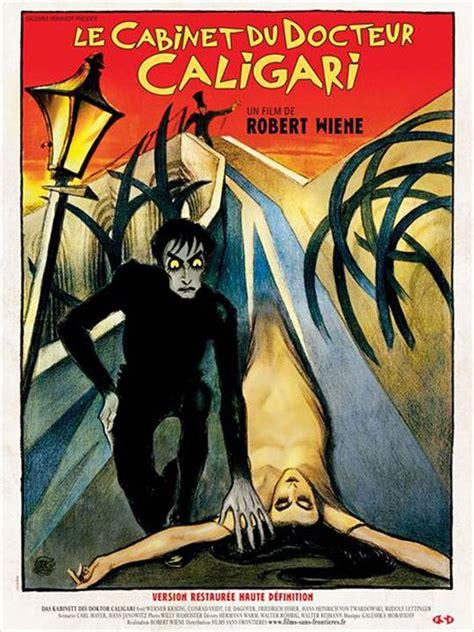 Le Cabinet Du Docteur Caligari by Affiche Du Le Cabinet Du Docteur Caligari Affiche 1