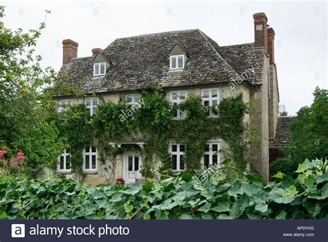 ivy and stone home on instagram buscot village house three story wisteria ivy stone roof