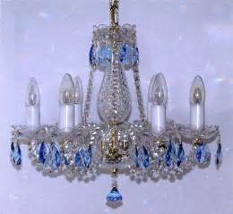 chandelier colored crystals blue chandelier blue almonds www lustry