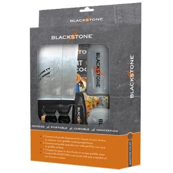 Blackstone Plumbing by Buy The Cache Sales Llc 00 1542 1542 Griddle Tool Kit Hardware World