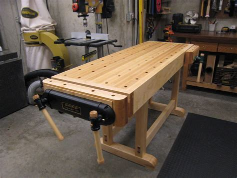 essential workbench readers gallery fine woodworking