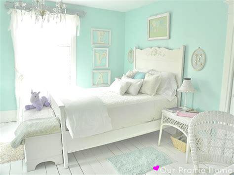 aqua girls bedroom 30 girls bedroom makeover ideas becoming martha