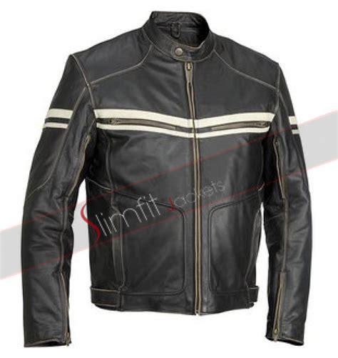 road bike leathers roadster river road vintage leather jacket