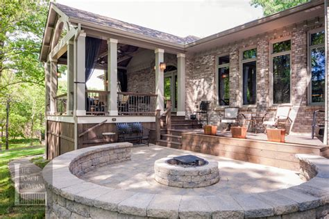Open Patio Ideas by Franklin Tn Open Porch Deck Water Feature Patio And