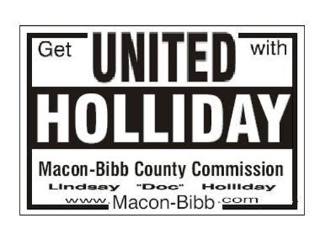 Office Depot Locations Macon Ga Elect Lindsay Quot Doc Quot Holliday Bibb County Commission Chair