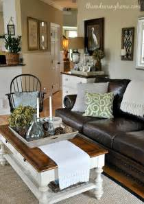 French Country Style Coffee Tables - 27 best rustic chic living room ideas and designs for 2017