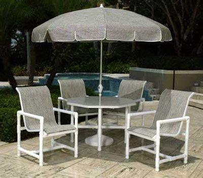 pvc patio furniture pvc sling