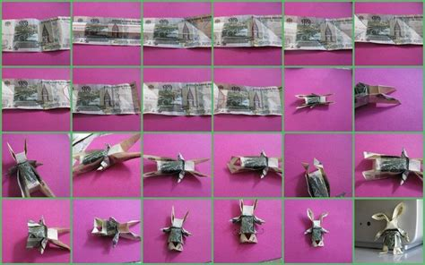 Easter Money Origami - 156 best money oragami images on money origami