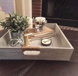 Easy Woodworking Projects Coffee Table by 25 Best Ideas About Ottoman Tray On Pinterest Tray For