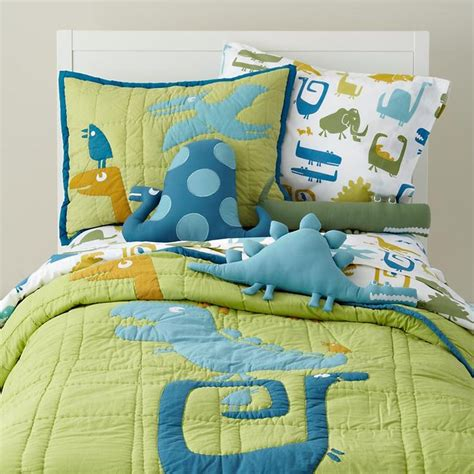 dinosaur comforter when dinosaurs roamed the bedding