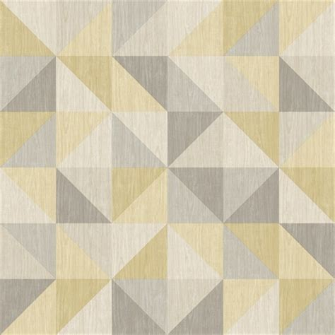 Picture Murals On Walls 2697 22623 puzzle yellow geometric wallpaper