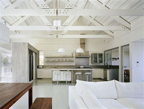 exposed rafter ceiling ceilings exposed ceiling beams and rafters painted white