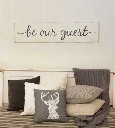 signs for rooms be our guest sign guest room sign bedroom rustic wood