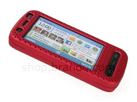 Casing Hp Nokia C6 00 nokia c6 00 perforated back