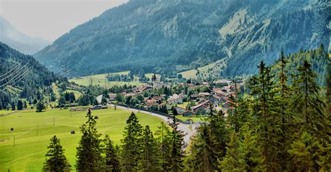 Property for sale in Gstaad Valley, Switzerland
