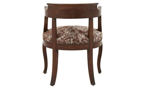 barrel armchair vintage barrel armchair jayson home