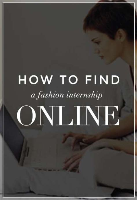Fashion Internships 3 by The 10 Best Places To Find Fashion Internships