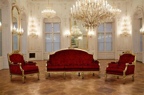 divani classici di lusso stile salotto classico di lusso in stile impero idfdesign