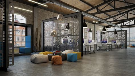 office loft cgarchitect professional 3d architectural visualization