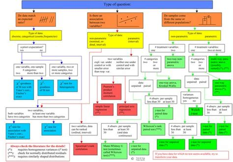 statistics flowchart flowchart charts and statistics on