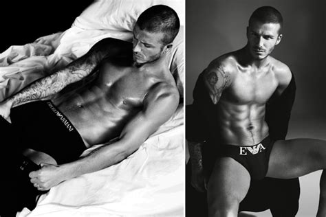 David Beckhams Armani Ad Revealed Mound by Gender Specific Garment Boxers Briefs Levi S