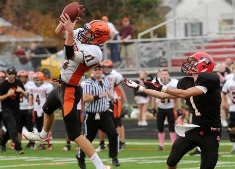 section 2 football section ii football schuylerville vs glens falls