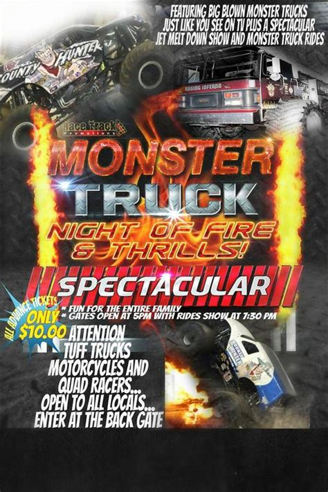 truck tickets truck thunder tickets