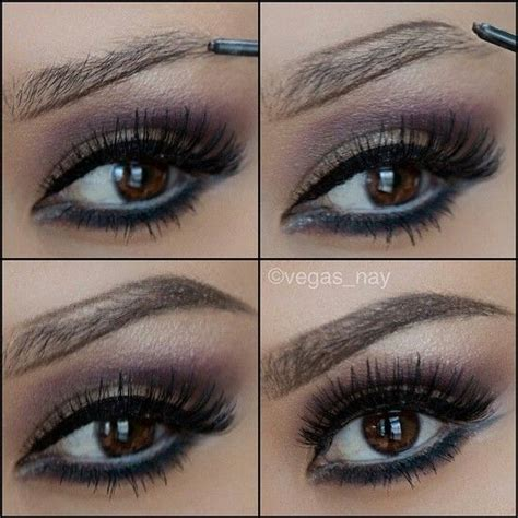 Drawing Eyebrows by Never Thought To Draw A Outline For Thicker Brows Brows