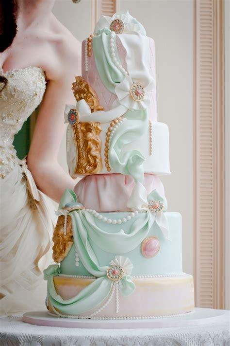 marie antoinette wedding style  powderham castle devon