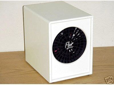 flair air purifier by ecoquest fresh living air ozone cleaner white ebay for the