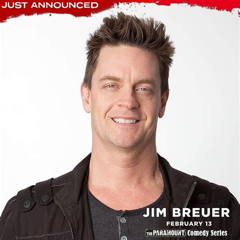 the paramount comedy series presents jim breuer