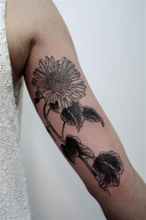tattoo under hand inner arm flower tattoo creativefan