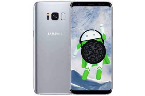 Android Oreo Ireland by Samsung Is Now Expanding The Android 8 0 Oreo Rollout To