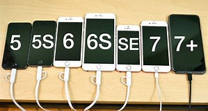 Image result for iPhone SE vs 5S iPhone 7. Size: 299 x 160. Source: www.youtube.com