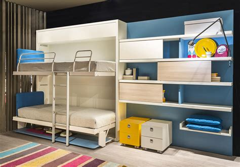 Wall Mounted Bunk Beds Furniture Irresistible Wall Mounted Bunk Beds For Small Bedroom Solution Sipfon Home Deco