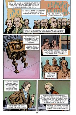 the united states constitution a graphic adaptation from publishers weekly