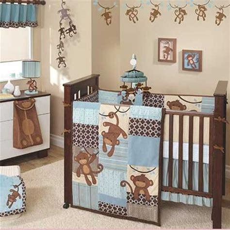 Monkey Themed Crib Bedding Set 25 Best Ideas About Monkey Nursery Themes On Monkey Nursery Monkey Baby Rooms And