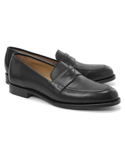 brothers loafers brothers peal co lightweight loafers in black