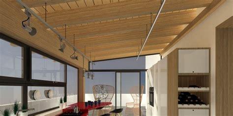 veranda sul terrazzo spostare la cucina sul terrazzo sfruttando il piano casa