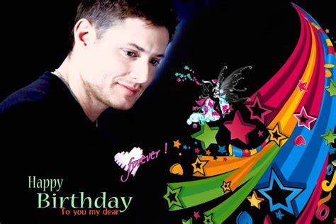 Ackles Birthday Card Jensenacklesbirthdaychallenge Supernatural Amino