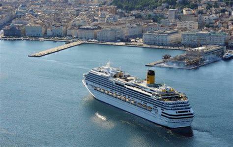 savona porto costa crociere costa crociera sigla un nuovo accordo per lo sviluppo