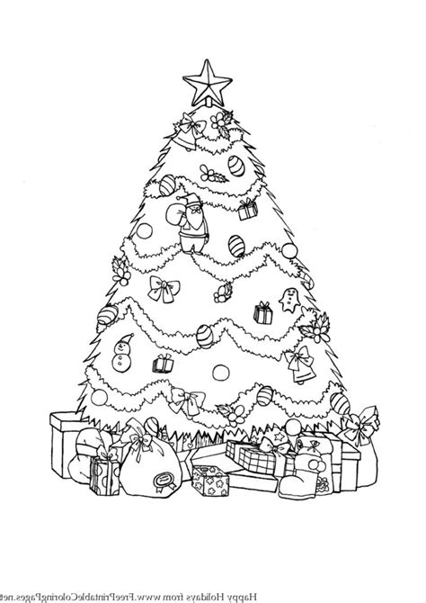 victorian christmas tree coloring page christmas color pages coloring town